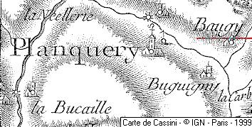 Domaine du Temple de Baugy