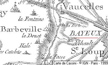 Domaine du Temple de Bayeux