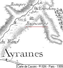 Domaine du Temple de Bazincamps