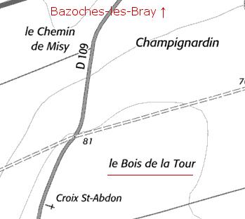 Domaine du Temple de Le Bois-de-la-Tour