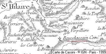 Maison du Temple de Beauchassain