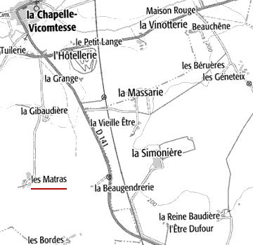 Domaine du Temple de Beauchêne-Lez-Matras