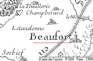 Domaines du Temple de Beaufort