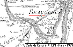Maison du Temple de Beaugency