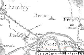 Domaine du Temple de Beaumont-sur-Oise