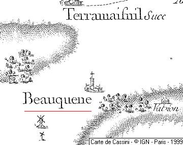 Domaine du Temple de Beauquesne
