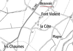 Domaine du Temple de Beauvais