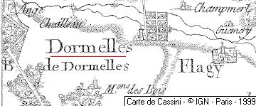 Domaine du Temple de Dormelles