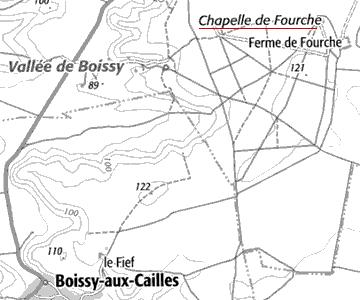 Domaine du Temple de Fourche