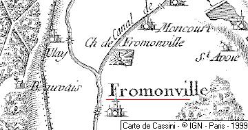 Domaine du Temple de Fromonville