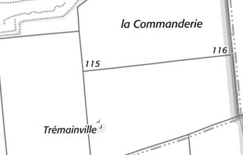 Domaine du Temple de Tremainville