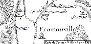 Temple de Beauvais-en-Gâtinais