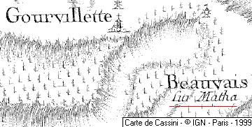Maison du Temple de Beauvais-sur-Matha