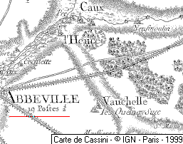Domaine du Temple de Abbeville