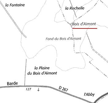 Domaine du Temple de Aimont
