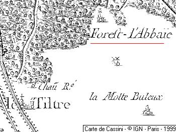 Domaine du Temple de Foret-l'Abbaye