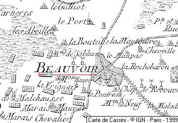 Domaine du Temple Beauvoir-sur-Mer