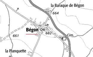 Domaine du Temple de Bégon