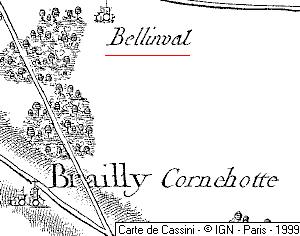 Maison du Temple de Bellinval