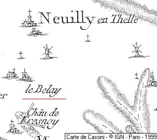 Maison du Temple de Bellay