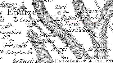 Belle-Lande