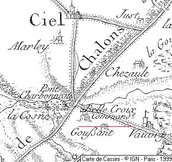 Domaine du Temple de Bellecroix