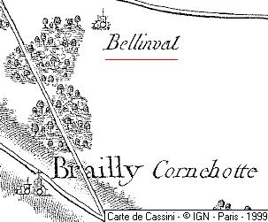 Domaine du Temple de Bellinval