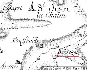 Grange de Belvezet