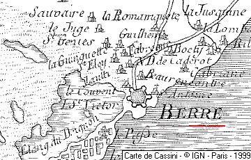 Domaine du Temple de Berre