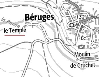 Domaine du Temple de Béruges