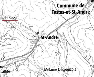 Domaine du Temple de La Besse