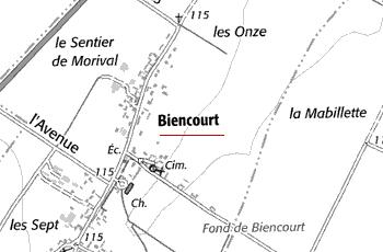 Domaine du Temple de Biencourt
