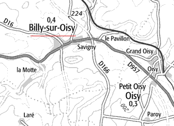 Maison du Temple de Billy-sur-Oisy