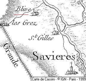 Domaine du Temple de Blives