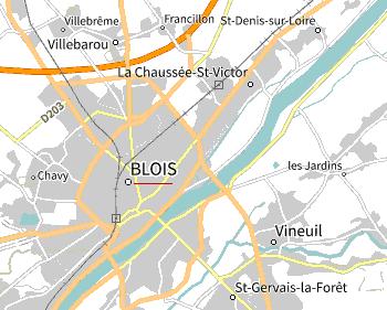 Maison du Temple de Blois