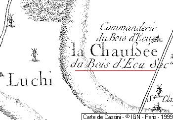 Maison du Temple Le Bois-Ecus