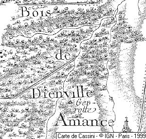 Domaine du Temple de Dienville