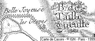 Domaine du Temple de Taille-Gueulle