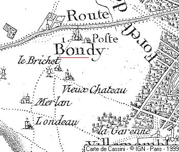 Domaine du Temple de Bondy