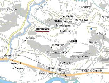 Biens du Temple à Saint-Michel-de-Montaigne