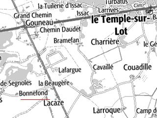 Domaine du Temple de Bonnefond