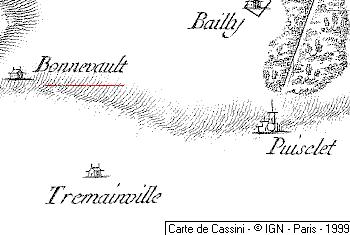 Fief du Temple de Bonneveau