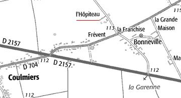 L'Hôpiteau de Bonneville