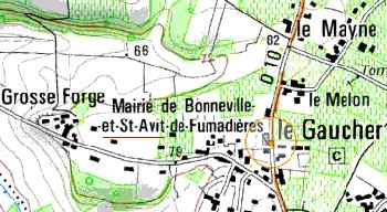 Maison du Temple de Bonneville