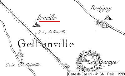 Maison du Temple de Bonville-au-Temple