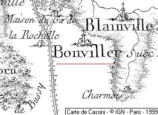 Domaine du Temple de Bonviller
