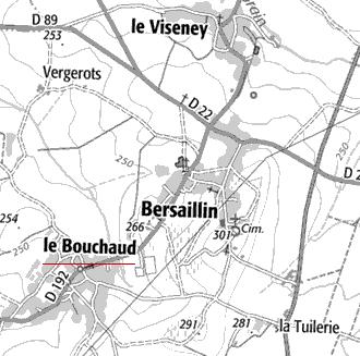 Domaine du Temple Le Bouchaud