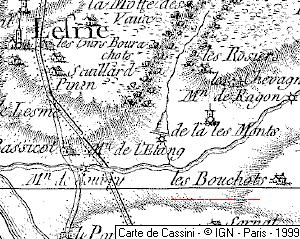 Domaine du Temple le Bouchot