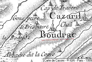 Maison du Temple de Boudrac