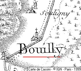 Domaine du Temple de Bouilly